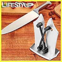 Точилка для кухонных ножей Bavarian Edge Knife Sharpener настольная