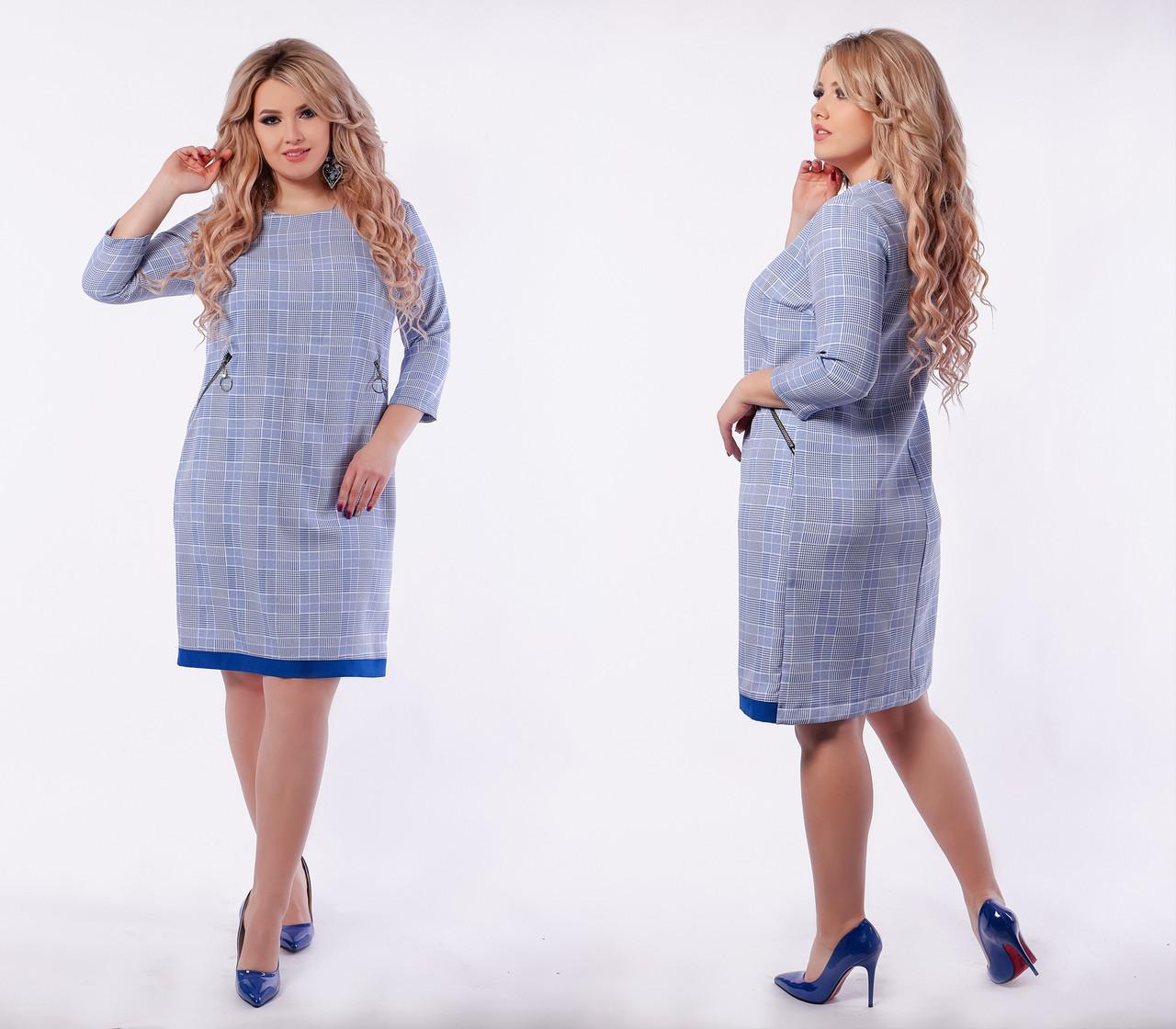 Платье женское 256мн батал
