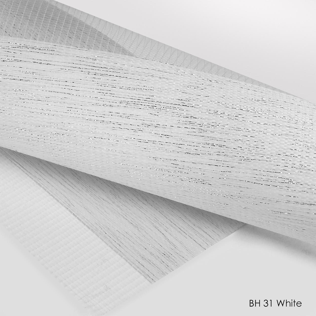 Роллеты день ночь BH31-White