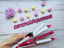 Утюжок гофре стайлер плойка для волос 3 в 1 Gemei GM-2921 (d = 25 мм)