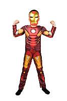 Карнавальный костюм Железного Человека с мышцами