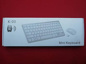 Клавиатура беспроводная K-03