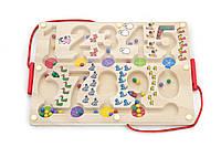 """Детская Развивающая Игрушка Viga Toys Лабиринт """"Цифры"""" (RLX 118)"""