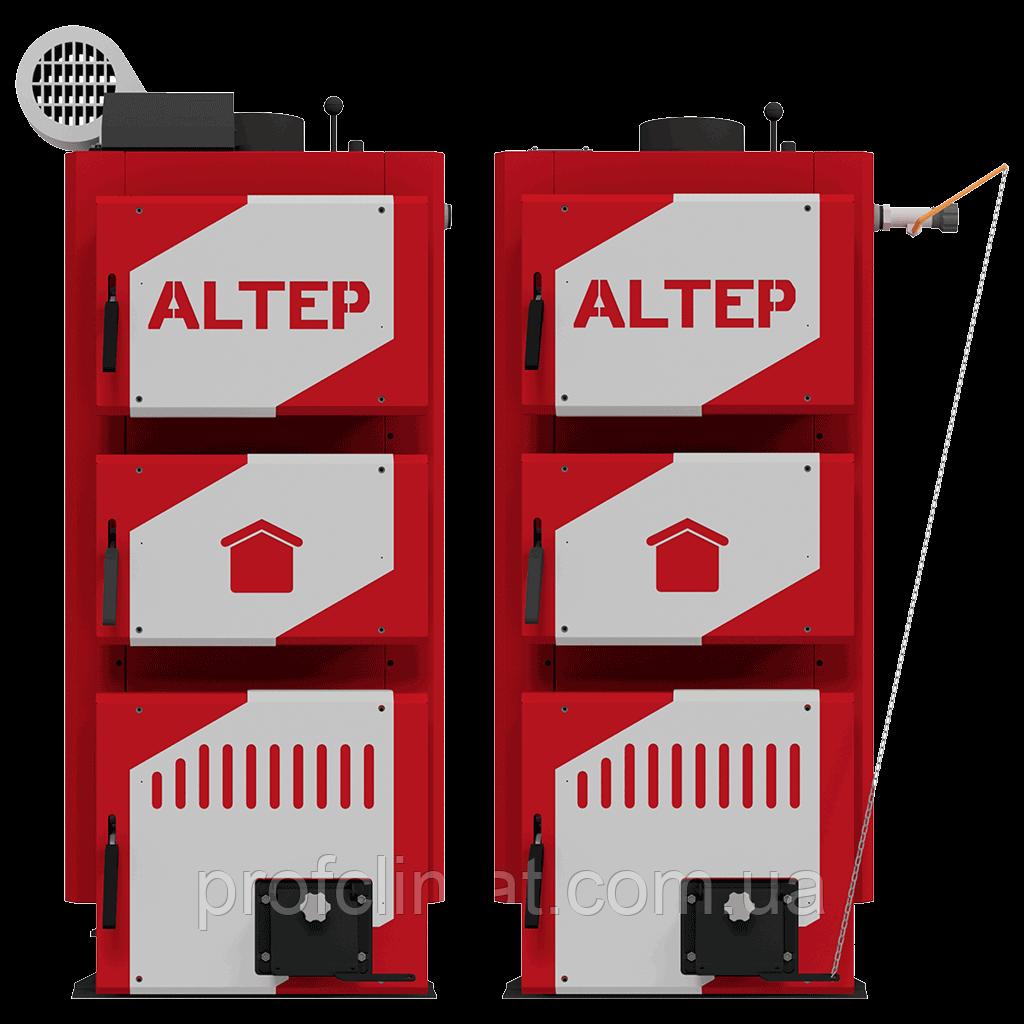 Твёрдотопливный котёл Altep Classic Plus 12 кВт