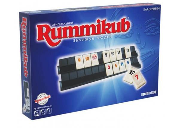 Настольная игра Руммикуб Классик (Rummikub Classic) (укр.), фото 2