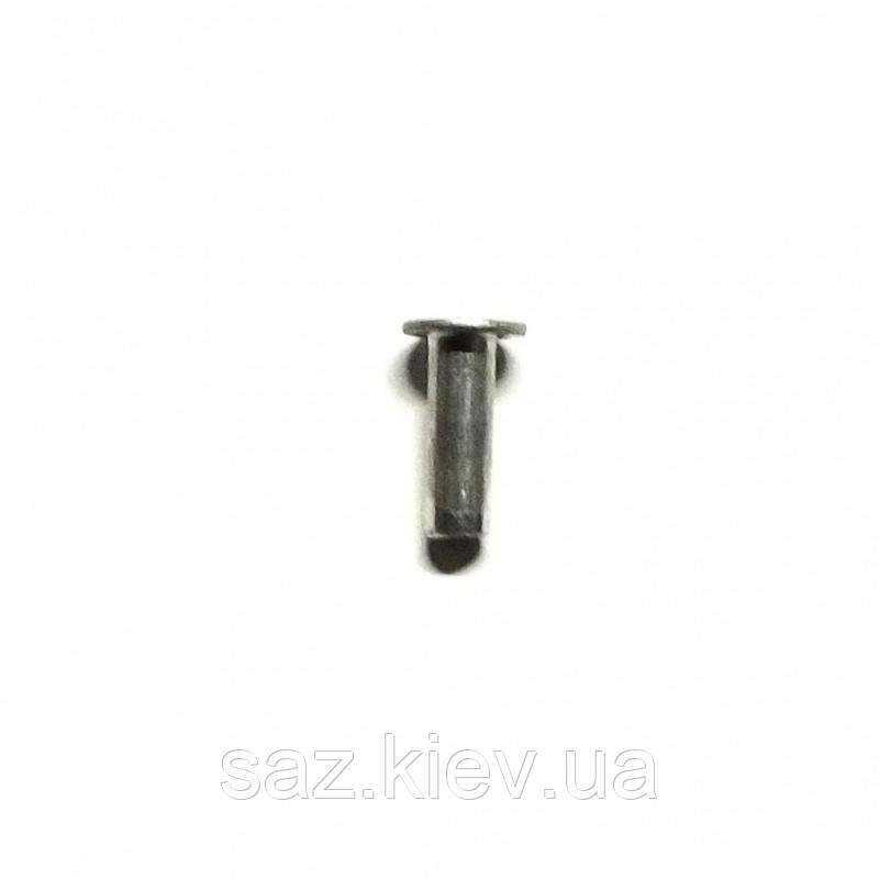 Заклепка алюминиевая 8х24 (к-кт 64шт) с плоской головкой (ГОСТ 10303-80) СТМ S.I.L.A., МАЗ