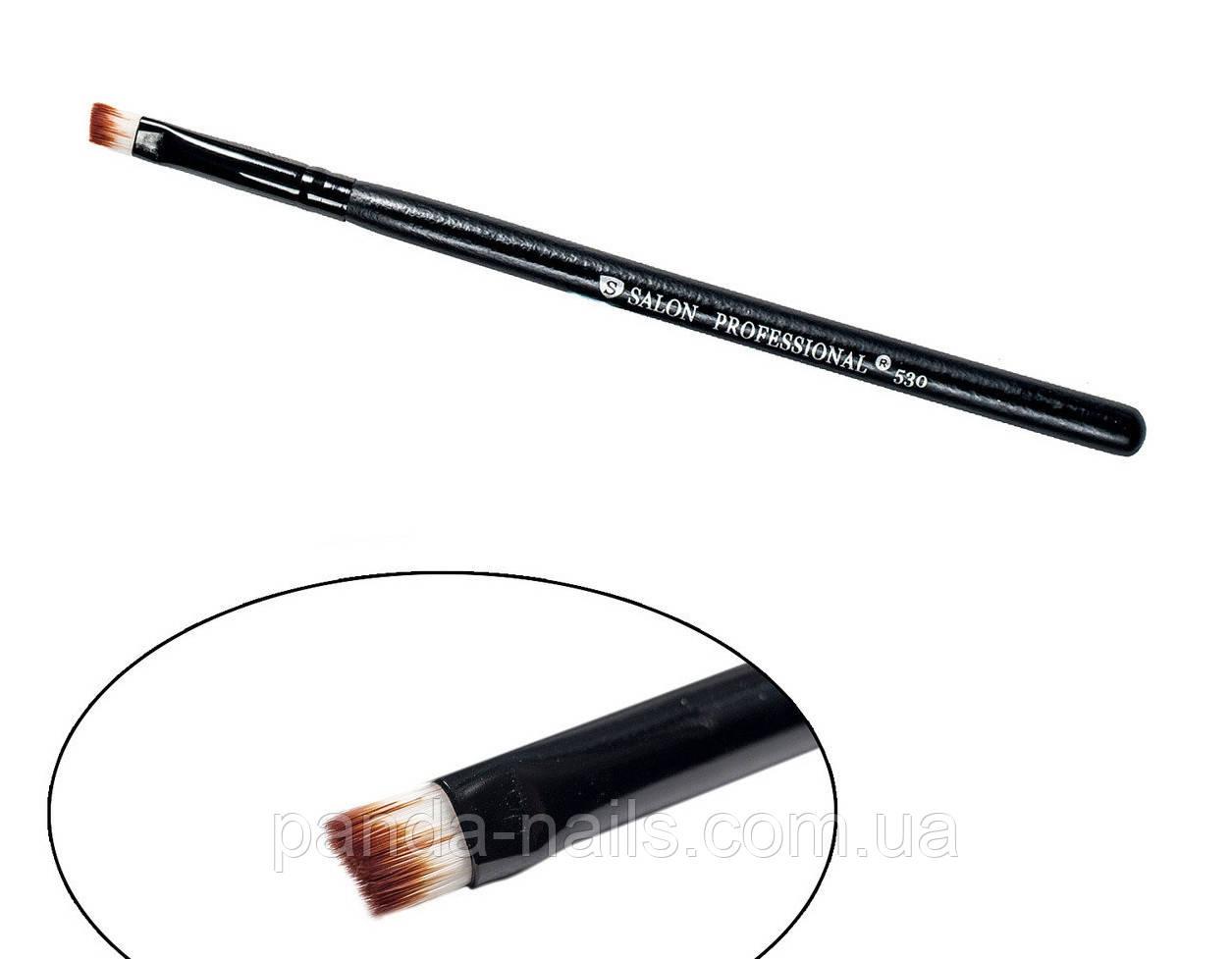Кисть для прорисовки бровей Salon Professional 530