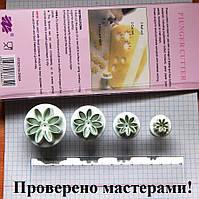Плунжеры Маргаритка – Хризантема мини, набор