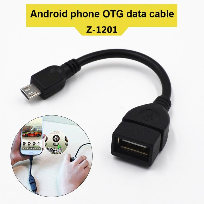 Переходник  с USB 2.0 на Micro USB