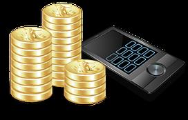 Пополнение счета мобильного телефона на 50 грн