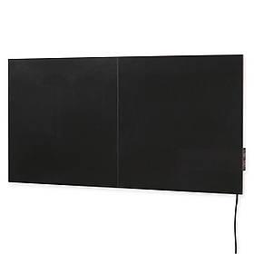 Керамическая отопительная панель FLYME 900PB чёрная с программатором