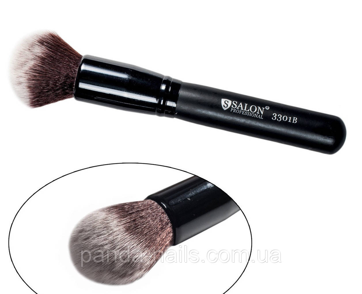 Кисть для пудры Salon Professional 3301B
