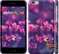 """Чехол для iPhone 6 """" Цветы """""""