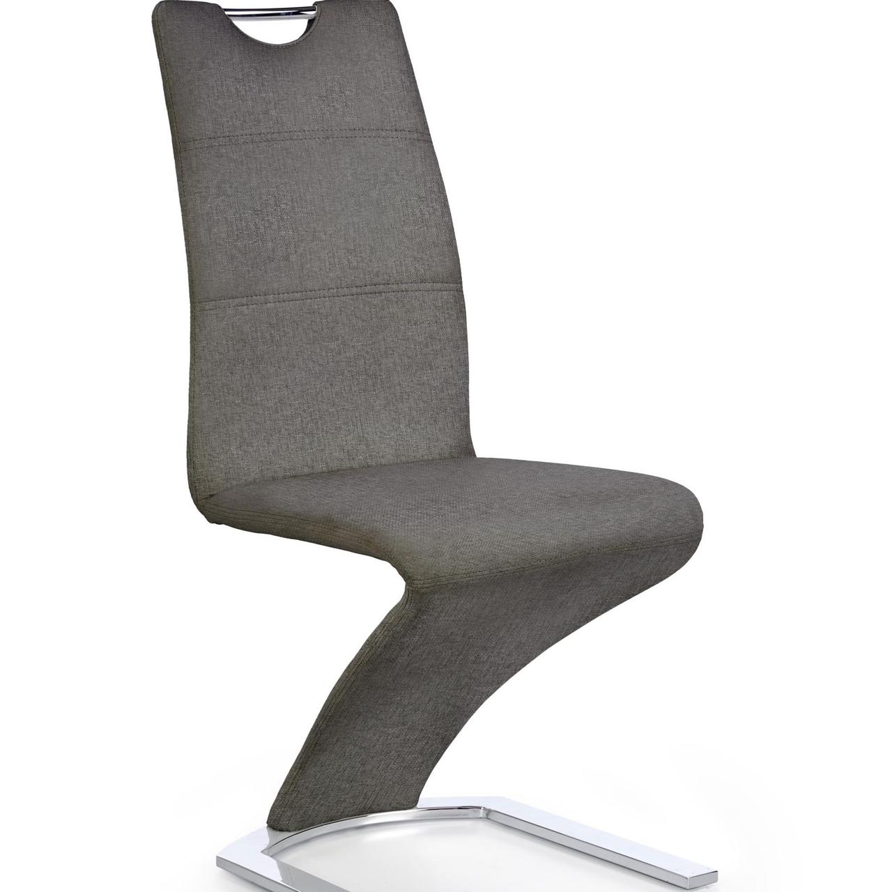 Стул K-350 Halmar серый