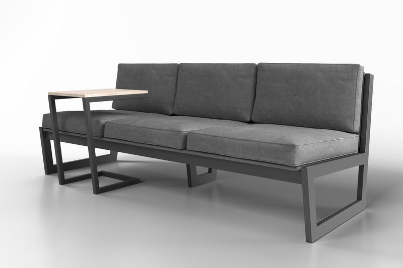Офисный диван Ральф 210 см