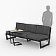 Офисный диван Ральф 210 см, фото 2