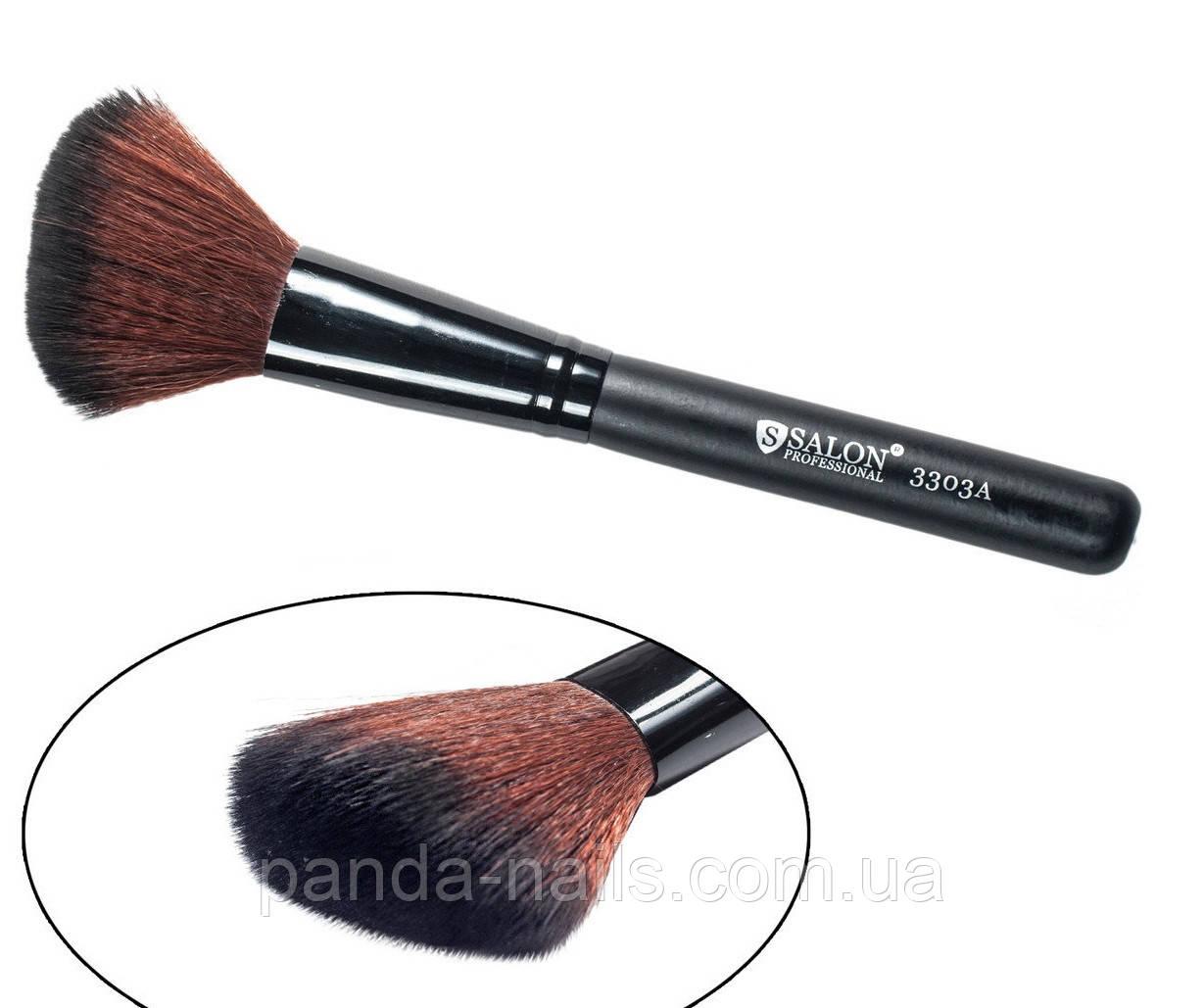 Кисть для румян Salon Professional 3303A