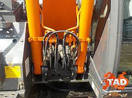 Гусеничний екскаватор Hitachi ZX135US-3 (2010 р), фото 3