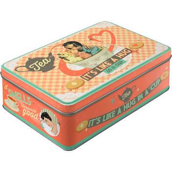 Коробка для хранения Nostalgic-Art Tea It's Like A Hug in a Cup