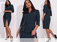 """Платье больших размеров """" Коктейль """" Dress Code, фото 1"""