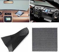 Антиковзаючий силіконовий килимок в автомобіль Anti-slip pad, фото 1