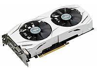 Видеокарта Asus GeForce GTX 1060 Dual 3GB GDDR5 (192bit)  DUAL-FAN