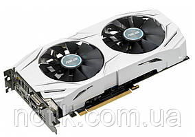 Видеокарта Asus GeForce GTX 1060 Dual 3GB GDDR5 (192bit)  DUAL-FAN