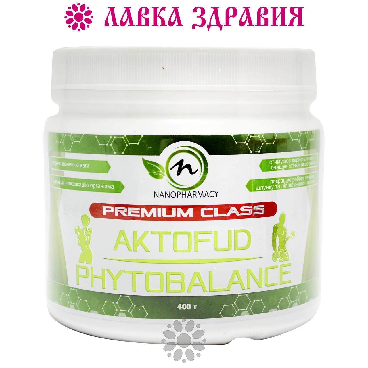 Aktofud Phytobalance, 400 г, Нанофармация