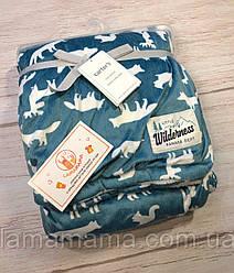 Плюшевый плед Зверюшки Картерс Animal Plush Blanket