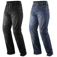 Джинсы мотоциклетные штаны одобренные CE протекторы подкрепления колени