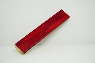 Багет дерев'яний червона деревина