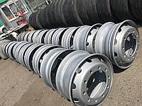 Диски алюминиевые б/у R22.5  DAF XF/даф хф