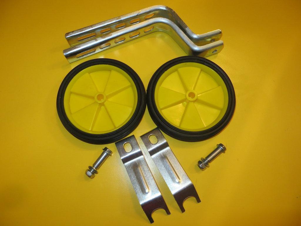 Боковые универсальные колеса Azimut bicycle