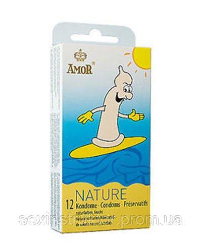 Презервативы - AMOR Nature 12er-Packung