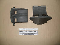Кронштейн крепления генератора Г6301 (пр-во ЯМЗ), 240-3701774-Д2