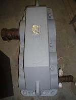 Редуктор цилиндрический горизонтальный двухступенчатый 1Ц2У-200