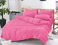 Комплект постельного белья двуспальный однотонный Сатин Фабричная Турция Цены от производителя