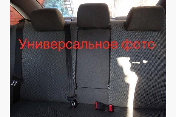 Авточехлы (тканевые, Classik) Nissan Patrol Y61 1997-2011 гг.