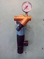 Фильтр тонкой очистки с редуктором давления SYR