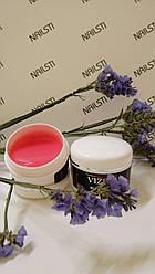 Камуфлирующий гель для наращивания,,AG-003,,розовый (5 мл.),,Vizavi,,