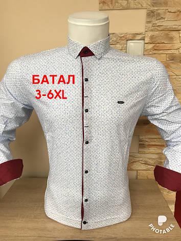 Рубашка батальная Paul Smith, фото 2