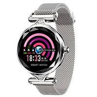 UWatch Женские часы Smart Dominika Silver, фото 1
