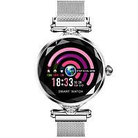 UWatch Умные часы Smart Dominika Silver, фото 1