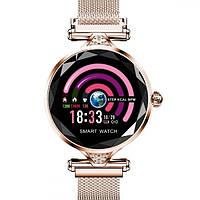 UWatch Женские часы Smart Dominika Gold, фото 1