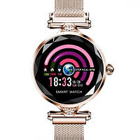 UWatch Умные часы Smart Dominika Gold