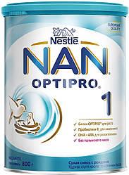 Сухая детская молочная смесь NAN 1, 800 г