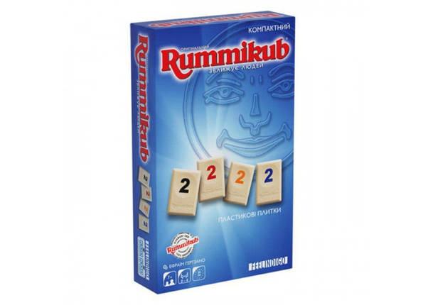 Настольная игра Руммикуб Мини (Rummikub Mini) (укр.), фото 2