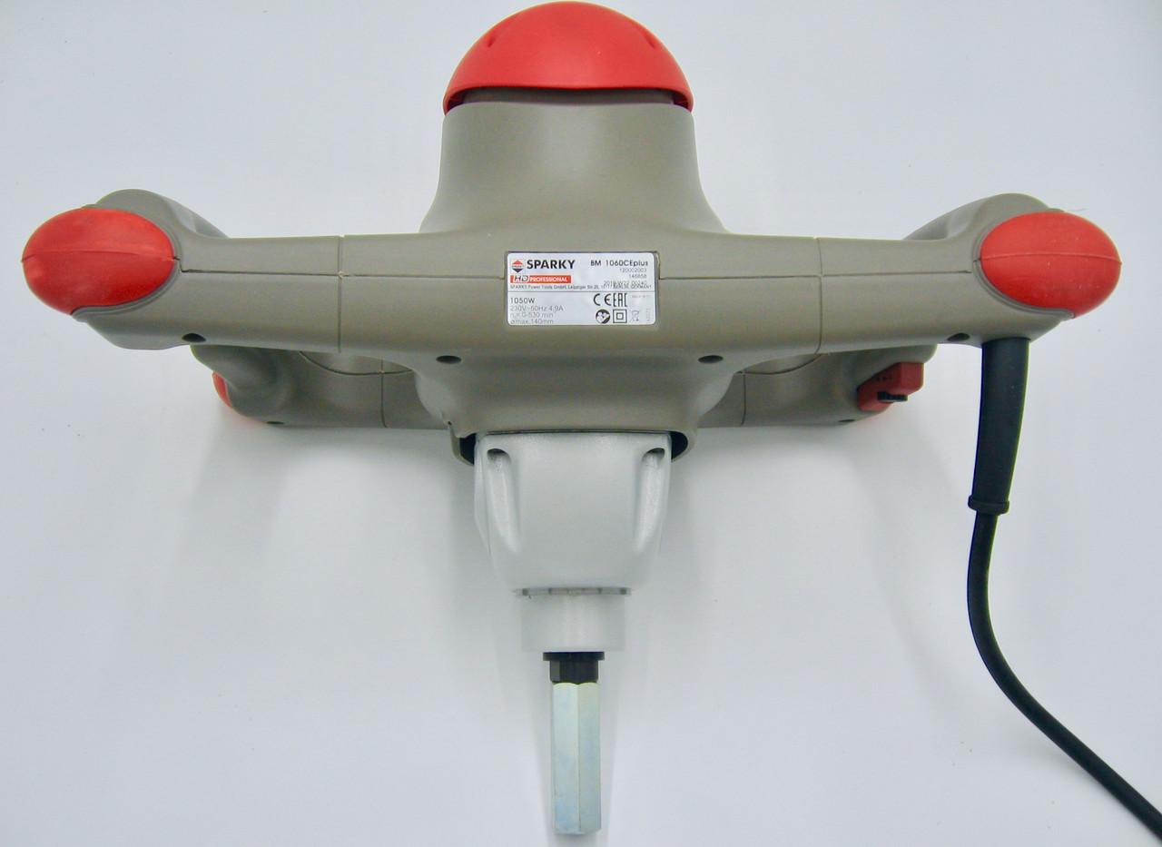 Миксер Sparky BM 1060СE Plus HD(Серый)