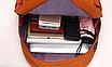 Рюкзак городской Сlassik Taolegi Серый, фото 3