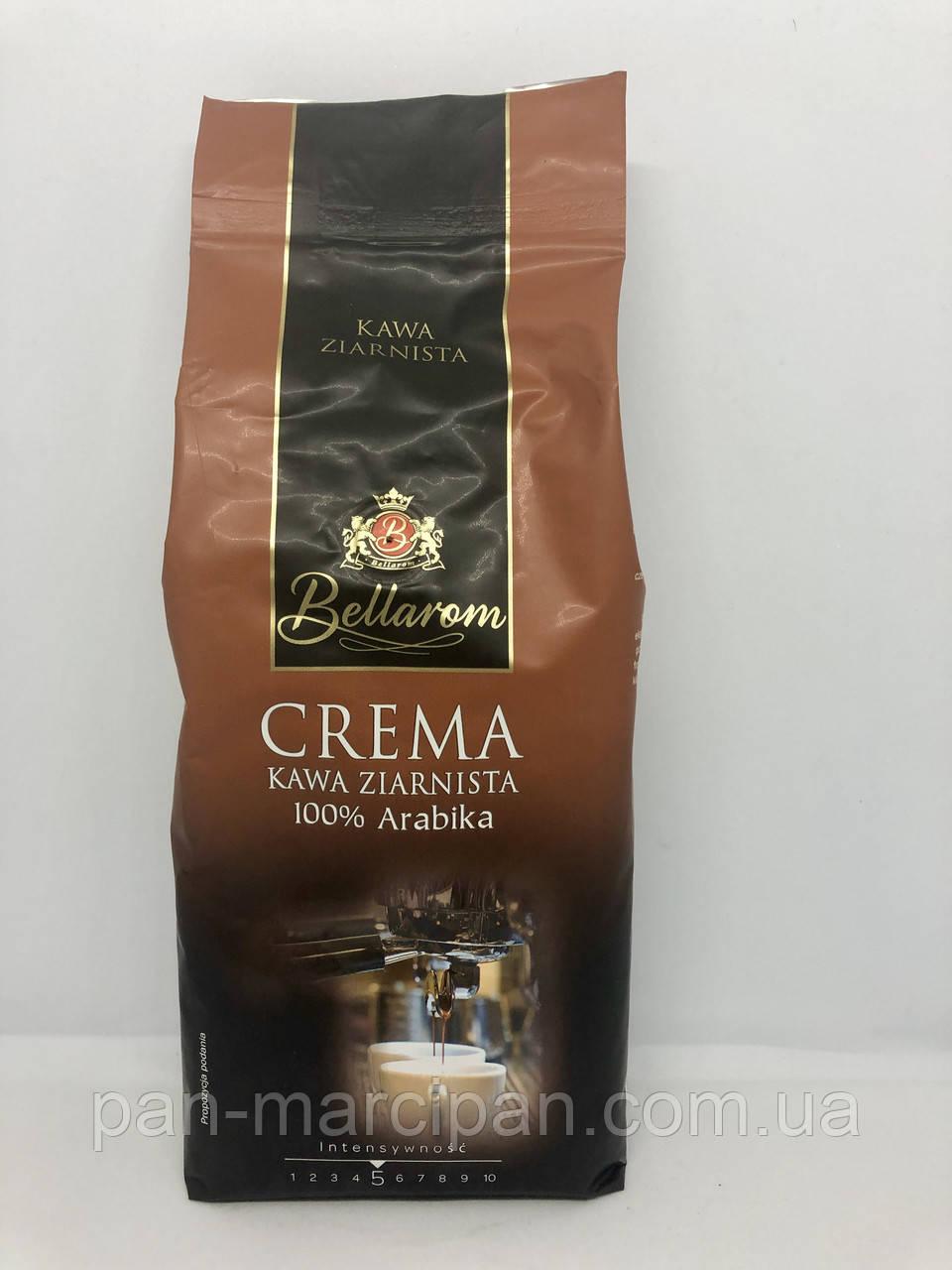 Кава зерно Bellarom Crema 100% arabica 0,5кг